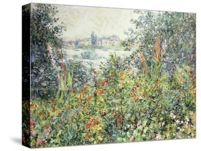 Flowers at Vetheuil; Fleurs a Vetheuil, 1881