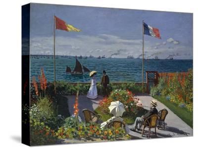Garden at Sainte-Adresse, 1867