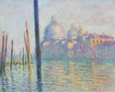 Grand Canal, Venice, 1908