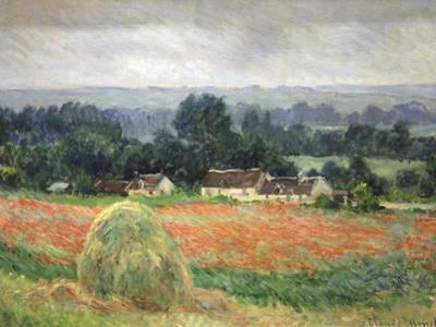 Haystack at Giverny, 1886