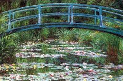 Japanese Footbridge