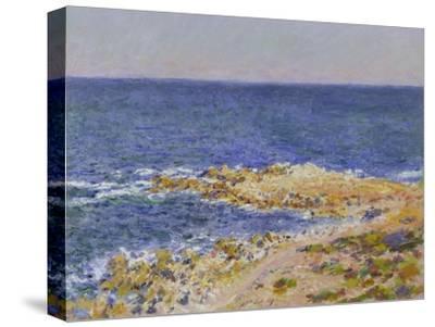 La Grande Bleue a Antibes, 1888