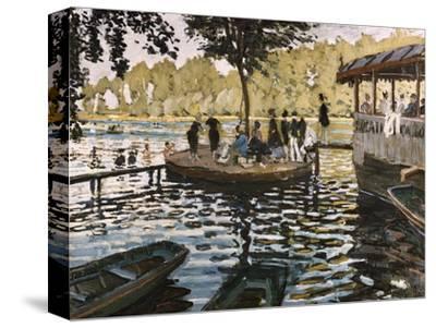 La Grenouillere by Claude Monet