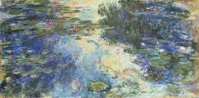 Le Bassin aux Nympheas, c.1917-19