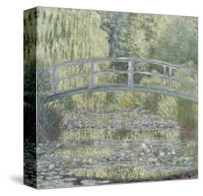 Le Bassin aux nymphéas : harmonie verte