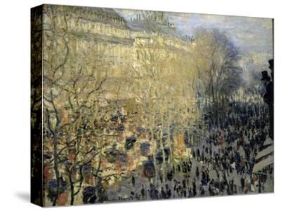 Le Boulevard Des Capucines, 1873