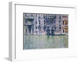 Le Palais Da Mula by Claude Monet