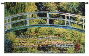 Le Pont Japonais by Claude Monet