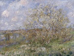 Le Printemps by Claude Monet