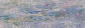Les Nymphéas : Le Matin clair aux saules by Claude Monet