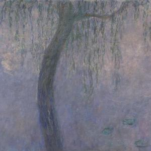Les Nymphéas : Les Deux saules by Claude Monet