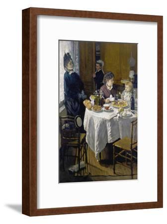 Luncheon (Le Déjeuner), 1868