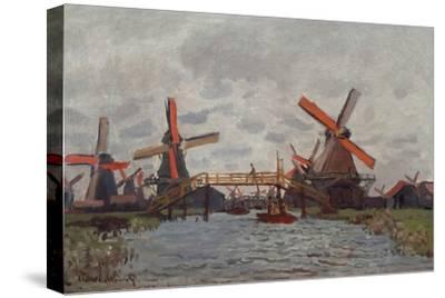 Mills at Westzijderveld Near Zaandam, 1871