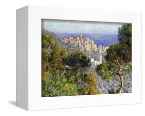 Monet: Bordighera, 1884 by Claude Monet