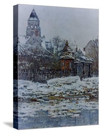 Monet: Church/Veth., 1879