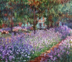 Monet: Giverny, 1900 by Claude Monet