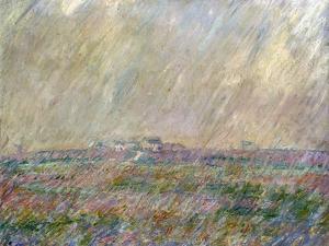 Monet: Landscape by Claude Monet
