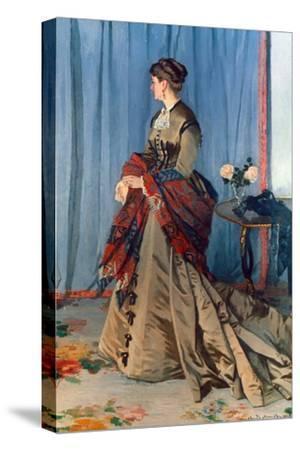 Monet: Mme Gaudibert, 1868