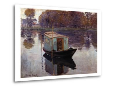 Monet's Studio Boat