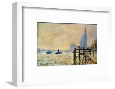 Monet: Thames, 1871