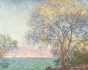 Morning at Antibes, 1888 by Claude Monet