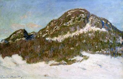 Mount Kolsaas in Sunlight, 1895
