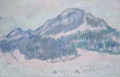 Mount Kolsaas, Norway, 1895