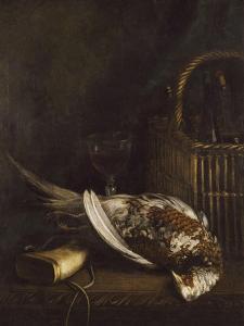 Nature morte au faisan by Claude Monet
