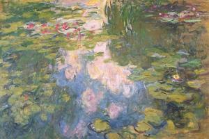 Nympheas, c.1919-22 by Claude Monet