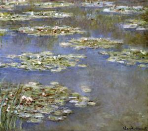 Nympheas, circa 1905 by Claude Monet