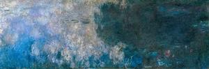 Nymphéas, Paneel a II by Claude Monet