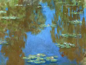 Nympheas (Waterlilies), 1903 by Claude Monet