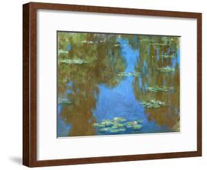 Nympheas (Waterlilies), 1903 by Claude Monet