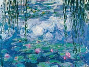 Nympheas by Claude Monet