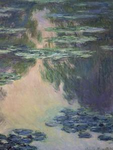Nymphéas by Claude Monet