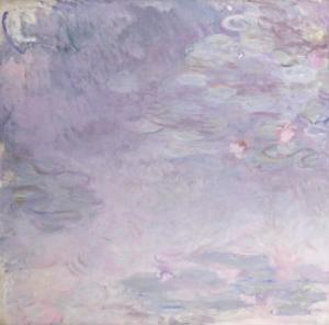Pale Water Lilies, circa 1917-1925 by Claude Monet
