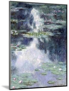 Pond with Water Lilies by Claude Monet