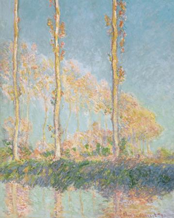 Poplars, 1891