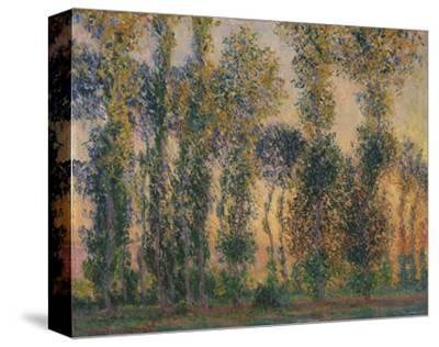Poplars at Giverny, Sunrise, 1888
