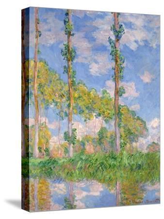 Poplars in the Sun, 1891