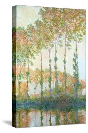 Poplars on the Banks of the Epte, Autumn, 1891