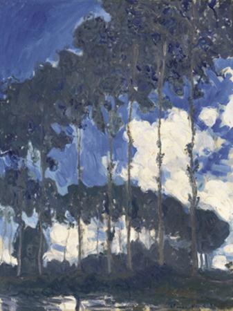 Poplars on the Epte, 1891