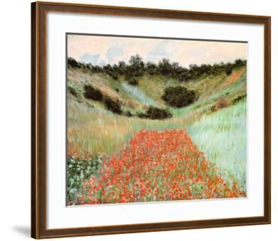 Poppy Field In A Hollow