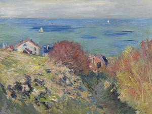 Pourville, 1882 by Claude Monet