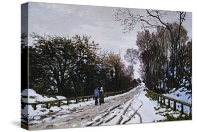 Road Toward the Farm, Saint-Simeon, Honfleur