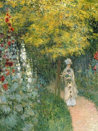 Rose Garden, 1876