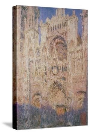 Rouen Cathedral at Sunset, 1892-1894
