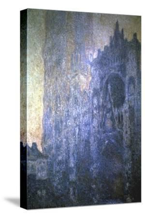 Rouen Cathedral, Early Morning, 1894