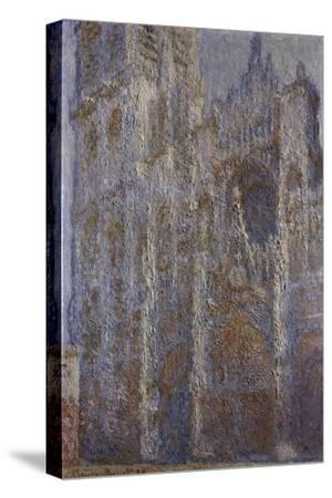 Rouen Cathedral, Noon (Le Portal Et La Tour D'Alban), 1893-1894