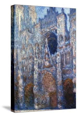 Rouen Cathedral, Sunlight, 1894